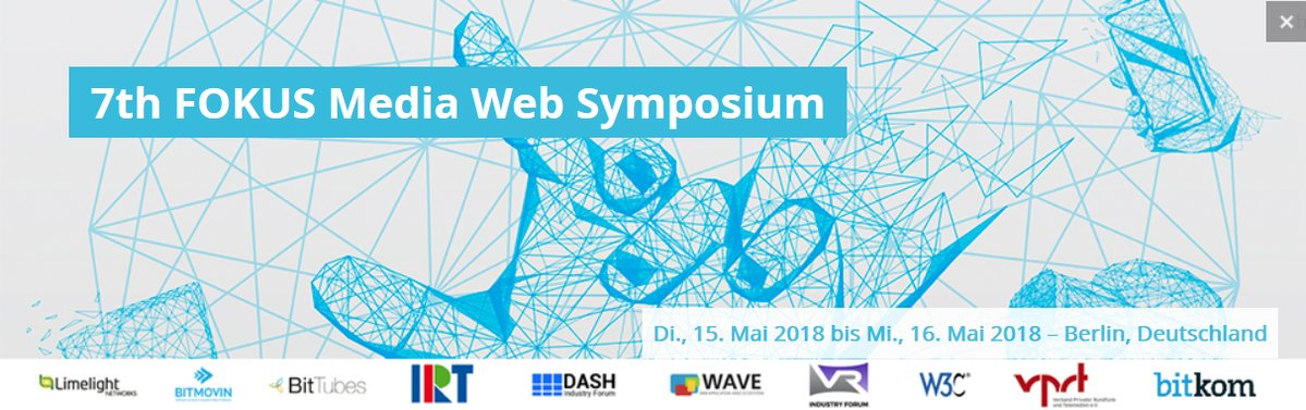 7th media web sympposium