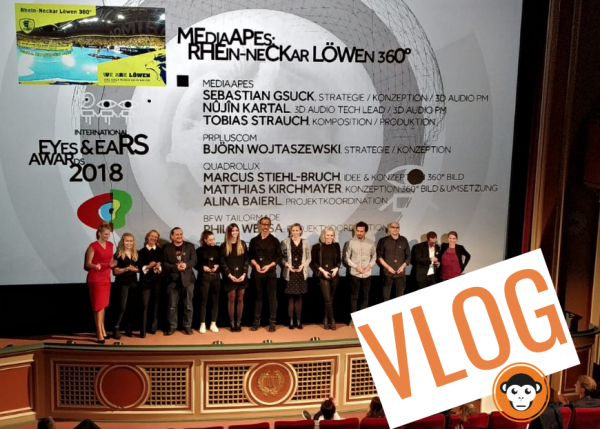 VLOG MediaApes Eyes and Ears